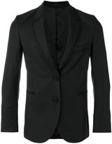 Paul Smith frogging-trimmed blazer