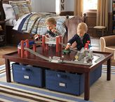 Pottery Barn Kids Activity Table and Canvas Cart