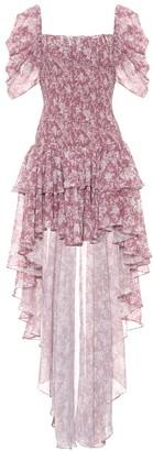 Caroline Constas Exclusive to Mytheresa Arina floral dress
