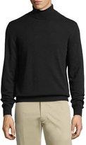 Zegna Sport Wool-Cashmere Turtleneck Sweater