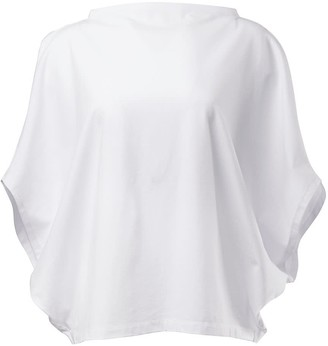 Malaika New York Hexagon T-Shirt White