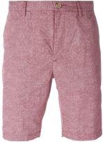 Michael Kors dot print bermuda shorts
