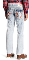 True Religion Mega T Straight Leg Jeans