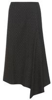 Victoria Beckham Cloqué Skirt