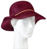 Merona Women's Felight Floppy Hat Burgundy