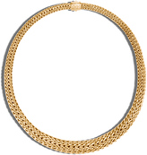 John Hardy Women's Classic Chain 13MM Graduated Necklace in 18K Gold