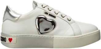 Love Moschino Tone-Tone Sole Sneakers
