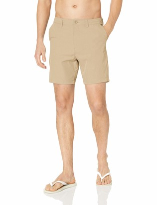 "28 Palms Men's 7"" Inseam Hybrid Board Short"
