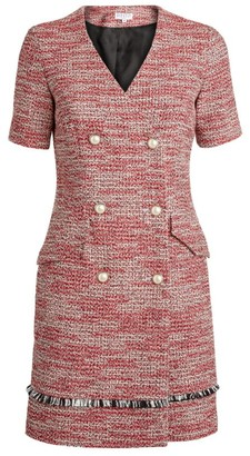 Claudie Pierlot Tweed Dress