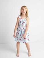 Gap Print flutter nightgown