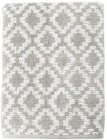SONOMA Goods for LifeTM Quick Drying Diamond Bath Towel