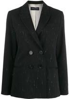 Piazza Sempione classic fitted blazer