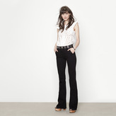 Maje Sailor-style trousers