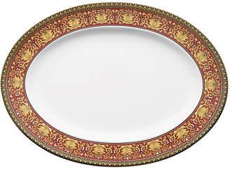 Versace Medusa Oval Platter