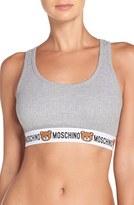 Moschino Women's Cotton Bralette