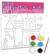 Stephen Joseph Princess Craft Canvas Set