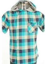 Humör Robi Checked Shirt Blue