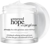 philosophy Renewed Hope in a Jar Oil-Free Gel Cream, 60ml