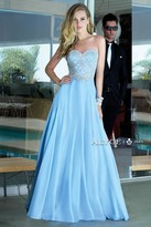 Alyce Paris - 6358 Prom Dress in Light Periwinkle