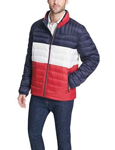 1442b71d Tommy Hilfiger Blue Men's Jackets - ShopStyle