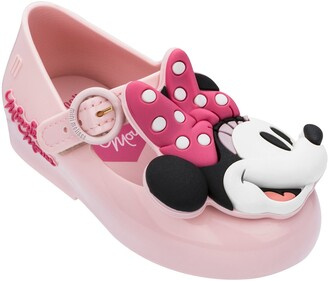 Mini Melissa x Disney Minnie Mouse Mary Jane Flat