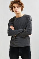 Neuw Enkel Cropped Fleece Sweatshirt