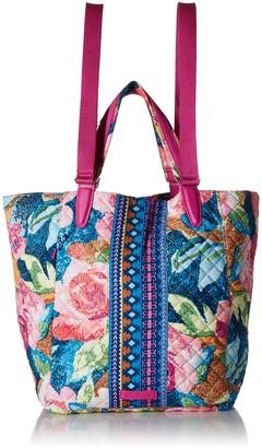 Vera Bradley Women's Signature Cotton Change It Up Tote Bag
