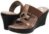 Anne Klein Yovanni (Metallic Taupe) - Footwear