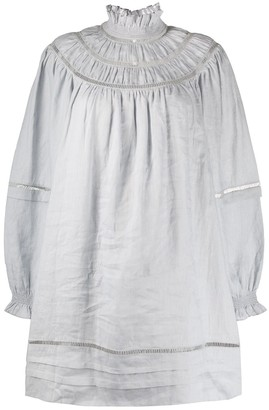 Etoile Isabel Marant Adenia linen dress