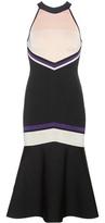 David Koma Stretch-jersey Dress