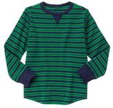Gymboree Striped Thermal Tee