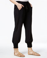 American Rag Smocked Crochet-Trim Soft Pants, Only at Macy's