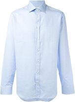Armani Collezioni classic shirt - men - Cotton - 41