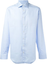 Armani Collezioni classic shirt - men - Cotton - 42