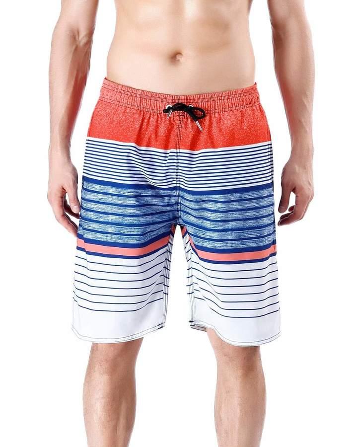 f10fd3162c Mens Striped Swim Trunks - ShopStyle Canada