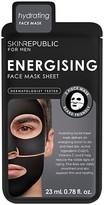 Skin Republic Mens Energising Face Mask Sheet 25ml