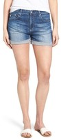 AG Jeans Women's 'Hailey' Boyfriend Denim Shorts