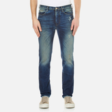 Vivienne Westwood Anglomania Johnston Jeans Blue Denim