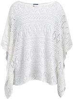 Polo Ralph Lauren Pointelle-Knit Cotton Sweater
