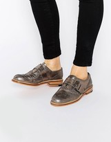 Asos MAJESTY Leather Flat Shoes
