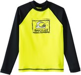 Quiksilver Boy's Bubble Dream L/S Rashguard 8150828