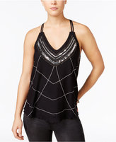 XOXO Juniors' Embellished Tank Top