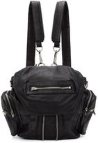 Alexander Wang Black and Silver Mini Marti Backpack