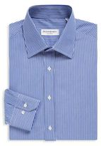 Saint Laurent Bengal Stripe Cotton Dress Shirt