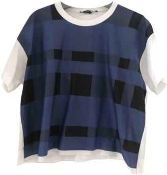 Sofie D'hoore Sofie Dhoore Multicolour Cotton Top for Women