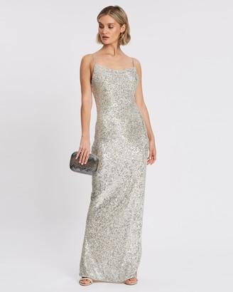 Shona Joy Bias Cowl Maxi Dress
