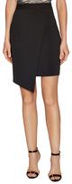 Badgley Mischka Asymmetrical Pencil Skirt
