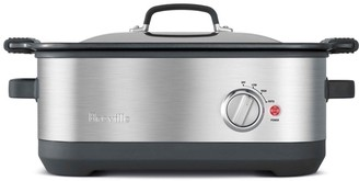 Breville Flavour Maker 7L Slow Cooker with EasySear Pan