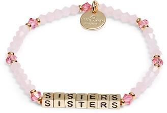 Sisters Beaded Stretch Bracelet
