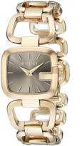 Gucci Women's YA125511 G Gold PVD Watch